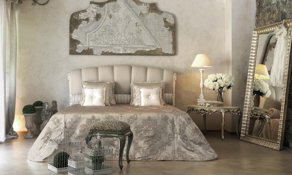 Letti Imbottiti Classici Di Lusso : Letti matrimoniali classici di lusso design casa creativa e